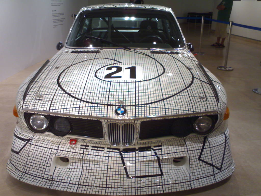 BMW Art Car World Tour \'06 – KL   Kablooey